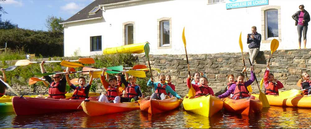 Cycles kayak pour les scolaires