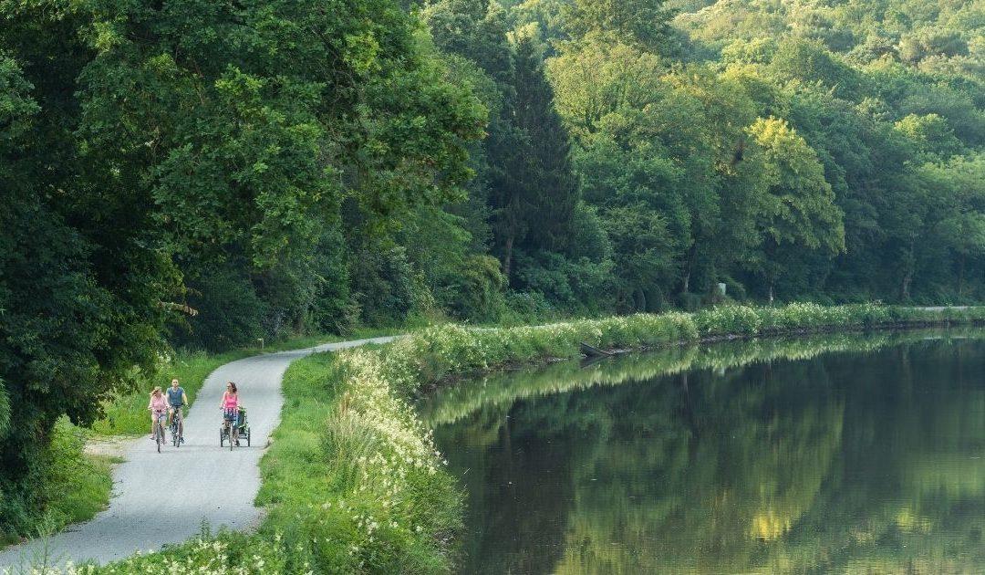 Conseils pour un voyage sur le Canal de Nantes à Brest
